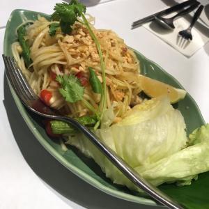 台北でタイ料理