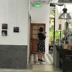 台北で二度目の個展
