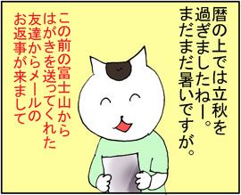 富士山便り(続編)