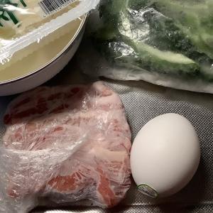 冷凍ゴーヤを使って「ゴーヤチャンプル」作る