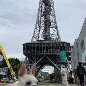 再び久屋大通公園