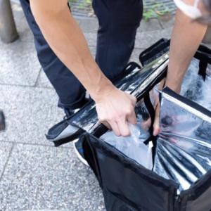 ウーバーイーツ【配達バッグをキャリア固定】をオススメする理由