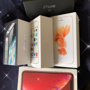 iPhone3/4/5/6/XR