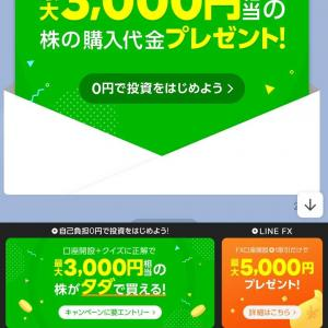LINE証券に物申す❗(番外編)