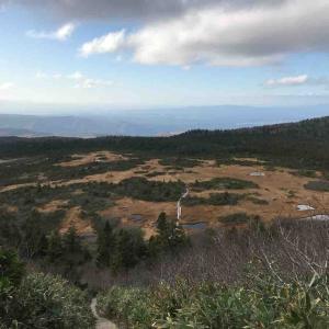 本州最北の山、八甲田山