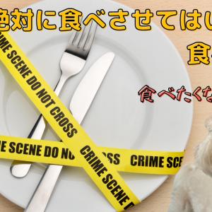 【知っていると安心できる】愛犬に絶対に食べさせてはいけない食べ物7選