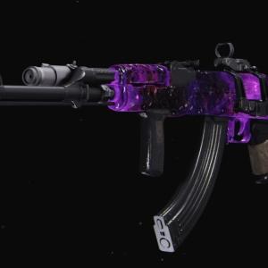 CoD BOCW シーズン6 強武器ARを求めて AK-47