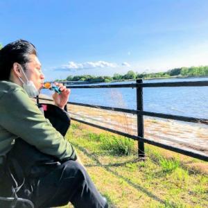 【穴場スポット】広大な彩湖でチェアリングする