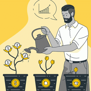 【簡単で安心】お金の守り方、増やし方(障害年金・老後の年金)