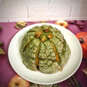 かぼちゃそっくり!ヴィドフランスの秋パン