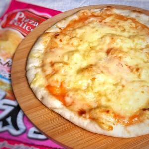 ピリ辛×クリーミー!お初の明太子チルドピザ