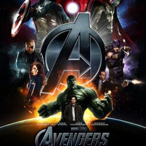 『アベンジャーズ』 (原題:Marvel's The Avengers)