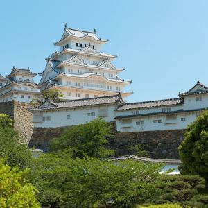姫路城と竹田城について