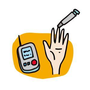 血糖値測定器について#1 なんでみんな血糖値測定自分でしないの?