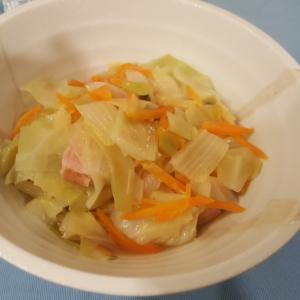 野菜あんかけラーメンを食べました。