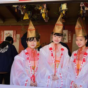 鎌倉本覚寺 福娘