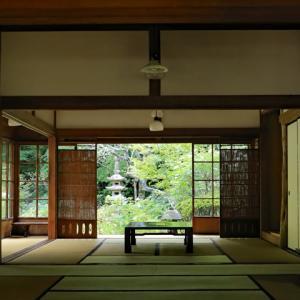 鎌倉浄智寺 書院