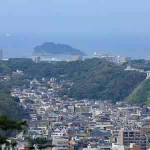 横須賀衣笠山公園 展望塔