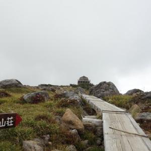 雲ノ平周遊3泊4日の山旅 3日目後半 鷲羽岳から雲ノ平編