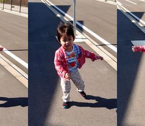 たすくと公園♪→洗車♪♪