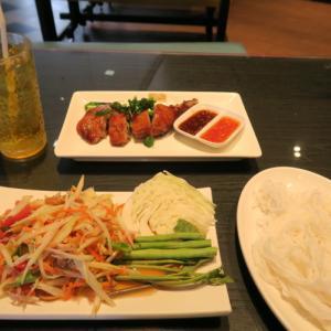 プータイガイヤーン(Phu thai kai yang) @サイアムスクエアワン5階 ~伝統タイレストラン~