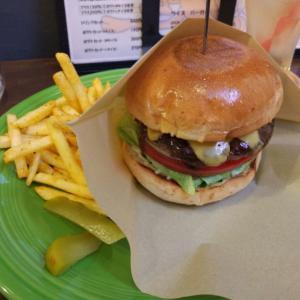 Rise Burger(ライズバーガー) @掛川 ~ハンバーガー~