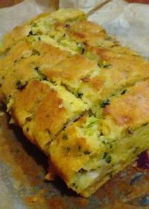 野菜(?)パウンドケーキ