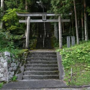 ふたたび西照神社