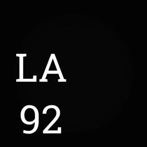 Black Lives Matter 〜LA92