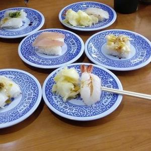 ●久しぶりの回転寿司♪くら寿司でランチ