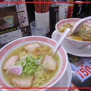 ●ラーメン!ラーメン!餃子!餃子!