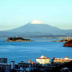 富士山初冠雪!