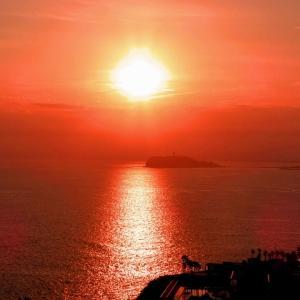夕陽の道!《サンセット・ロード》