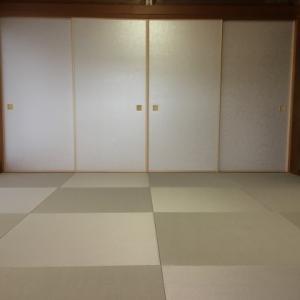 【習志野市鷺沼】44%off琉球畳の格安販売レポート&施工例