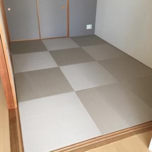 【浦安市当代島】44%off琉球畳の格安販売/施工例&レポート