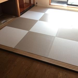 【世田谷区】44%off琉球畳の格安セール施工例&日記