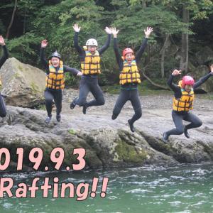 夏休み終了!!利根川もまったり!!