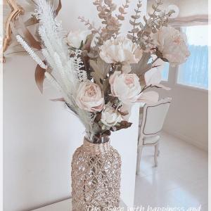 ∞.* 花瓶に飾って綺麗にお花が見える飾り方レッスン *.∞