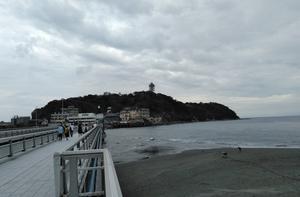江の島~鎌倉~横須賀へ