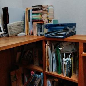 ブックカバーチャレンジを機に本棚を作ってみた・・・