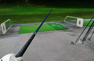 ゴルフ下手へ深夜の仕打ち。。。