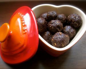 バレンタインにローチョコレート