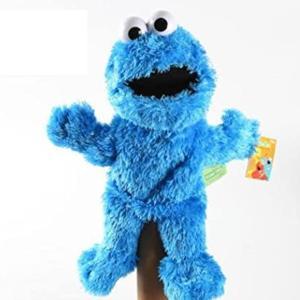 うちの息子はクッキーモンスター?