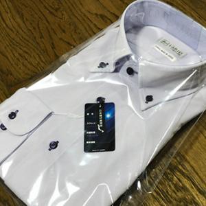 新品のワイシャツを開封したときに出るゴミが多すぎる問題