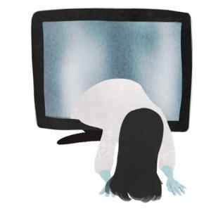 貞子がテレビから出てきたときの対策あれこれ