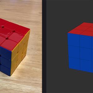 ルービックキューブを6面そろえさせてくれるアプリがスゴい