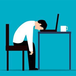 ちゃんと寝てちゃんと起きる方が一番作業時間を確保できる