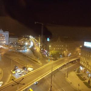 中欧周遊旅★ブタペストの宿泊先
