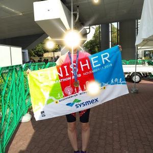 今年も神戸マラソン!