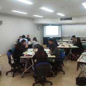 AOTS (海外産業人材育成協会)にてアジアのビジネスリーダー対象に「リーダーシップ研修」を開催しました。